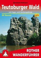 Rother Wanderführer Teutoburger Wald mit Egge- und Wiehengebirge