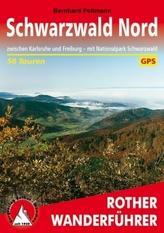 Rother Wanderführer Schwarzwald Nord und Mitte