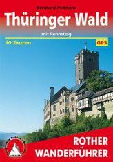 Rother Wanderführer Thüringer Wald