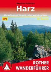 Rother Wanderführer Harz