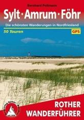 Rother Wanderführer Sylt, Amrum, Föhr