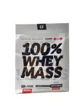 BS Blade 100% Whey Mass gainer 3000g - jahoda