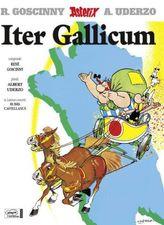 Asterix - Iter Gallicum. Tour de France, lateinische Ausgabe