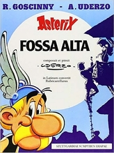 Asterix - Fossa alta. Der große Graben, lateinische Ausgabe