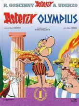 Asterix - Asterix Olympius. Asterix bei den olympischen Spielen, lateinische Ausgabe