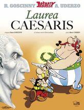 Asterix - Laurea Caesaris. Asterix - Die Lorbeeren des Cäsar, lateinische Ausgabe
