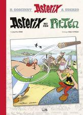 Asterix - Asterix bei den Pikten, Luxusausgabe