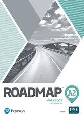 Roadmap A2 Elementary Workbook w/ Online Audio (w/ key)