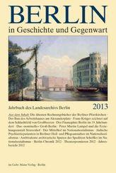 Berlin in Geschichte und Gegenwart 2013