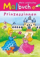 Mein schönstes Malbuch, Prinzessinnen