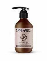 OnlyBio Regenerační sprchový gel (250 ml) - ve skleněné lahvi