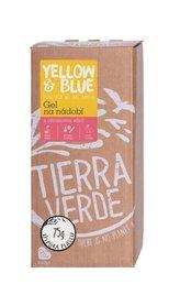 Yellow&Blue Gel na nádobí (2 l) - z mýdlových ořechů v biokvalitě
