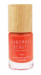 Handmade Beauty Lak na nehty 7-free (11 ml) - Papaya