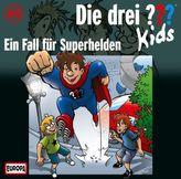 Die drei Fragezeichen-Kids: Ein Fall für Superhelden, Audio-CD