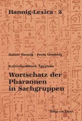Wortschatz der Pharaonen in Sachgruppen