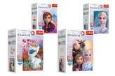 Minipuzzle miniMaxi 20 dílků Ledové království II/Frozen II 11x8x4cm