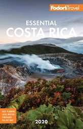Fodor\'s Essential Costa Rica 2020