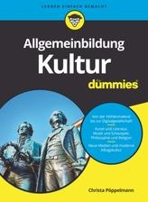 Allgemeinbildung Kultur fur Dummies