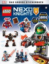 LEGO Nexo Knights, Das große Stickerbuch