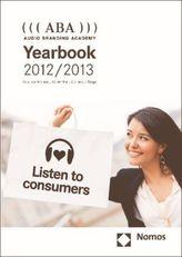 Audio Branding Academy Yearbook 2012/2013 (ABA)