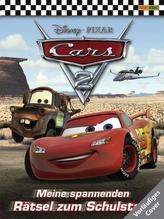 Disney Pixar Cars 2 - Meine spannenden Rätsel zum Schulstart