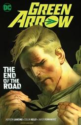 Green Arrow Volume 8