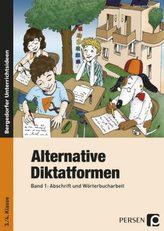 Abschrift und Wörterbucharbeit, 3./4. Klasse