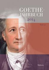 Goethe-Jahrbuch 2014