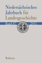 Niedersächsisches Jahrbuch für Landesgeschichte. Bd.87/2015