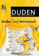Duden Großes Lexi-Wörterbuch
