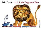 1,2,3 ein Zug zum Zoo