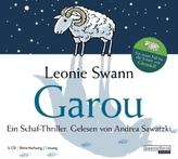 Garou, 5 Audio-CDs