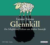 Glennkill, 4 Audio-CDs