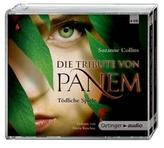 Die Tribute von Panem - Tödliche Spiele, 6 Audio-CDs