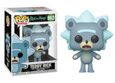 Funko POP Animation: Rick & Morty - Teddy Rick w Chase