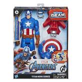 Avengers figurka Capitan America s Power FX přislušenstvím