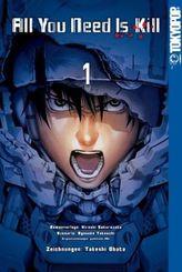 All You Need Is Kill (Manga). Bd.1