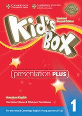 Kid´s Box Level 1 Presentation Plus DVD-ROM American English