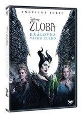 Zloba: Královna všeho zlého DVD