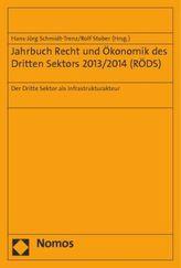 Jahrbuch Recht und Ökonomik des Dritten Sektors 2013/2014 (RÖDS)