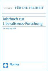 Jahrbuch zur Liberalismus-Forschung