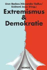Jahrbuch Extremismus & Demokratie (E & D)