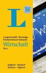 Langenscheidt Routledge Fachwörterbuch Kompakt Wirtschaft Englisch. Langenscheidt Routledge Dictionary of Business Concise Editi