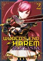 World\'s End Harem: Fantasia, Vol. 2