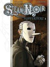 Steam Noir, Das Kupferherz. Bd.3