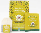 English Tea Shop Vanilka a Earl Grey - design mandala