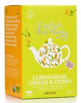English Tea Shop Citronová tráva, zázvor a citrusy