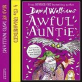 Awful Auntie, 4 Audio-CDs