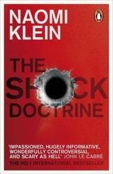 The Shock Doctrine. Die Schock-Strategie, englische Ausgabe