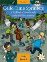 Cello Time Sprinters, w. 2 Audio-CDs